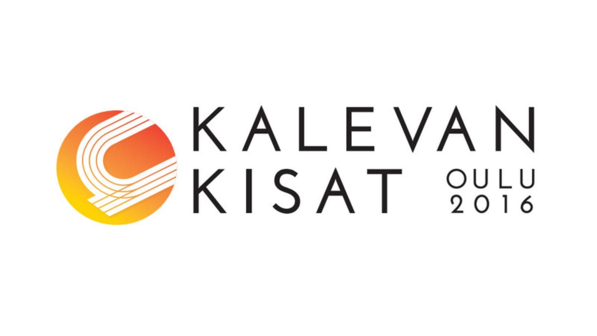 2016 Kalevan Kisat Oulu logo